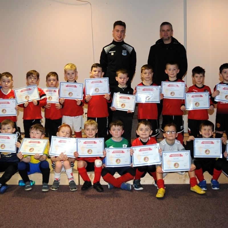 FOOTBALL DEVELOPMENT CENTRE CLOSES FOR 2018