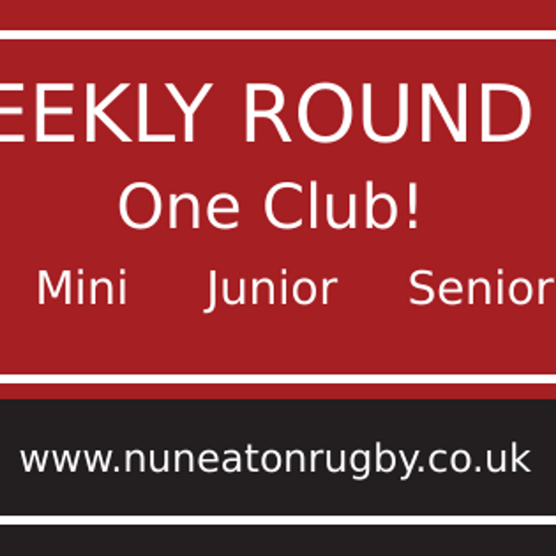 Weekly Club Round Up 12/13 Jan 2019