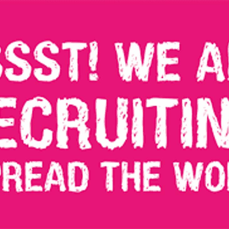 Volunteer role recruitment