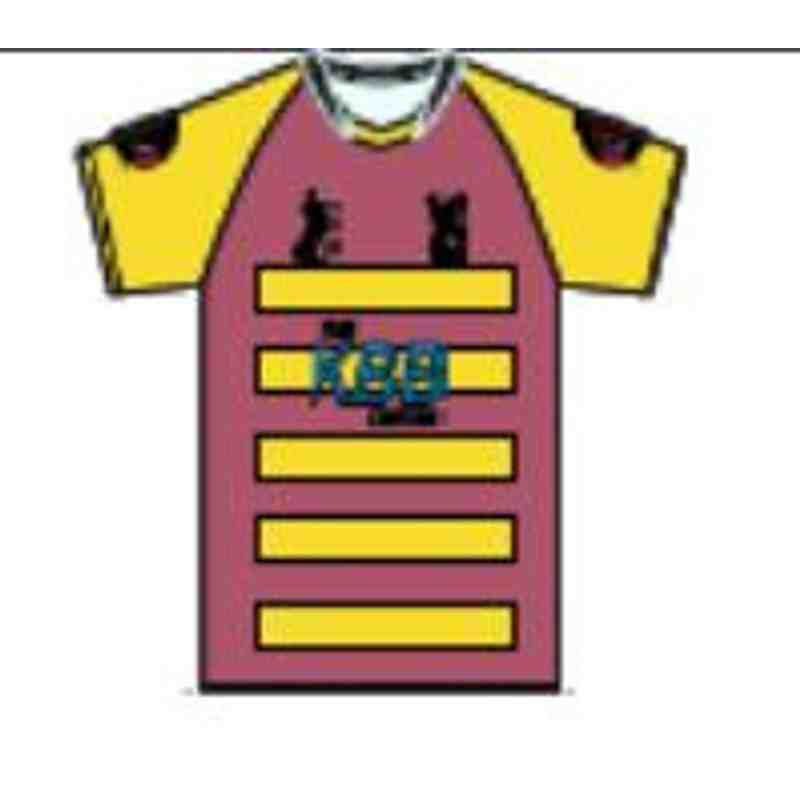 Rugby Shirt Non Contact (Adult) - Expected Delivery 4 Weeks