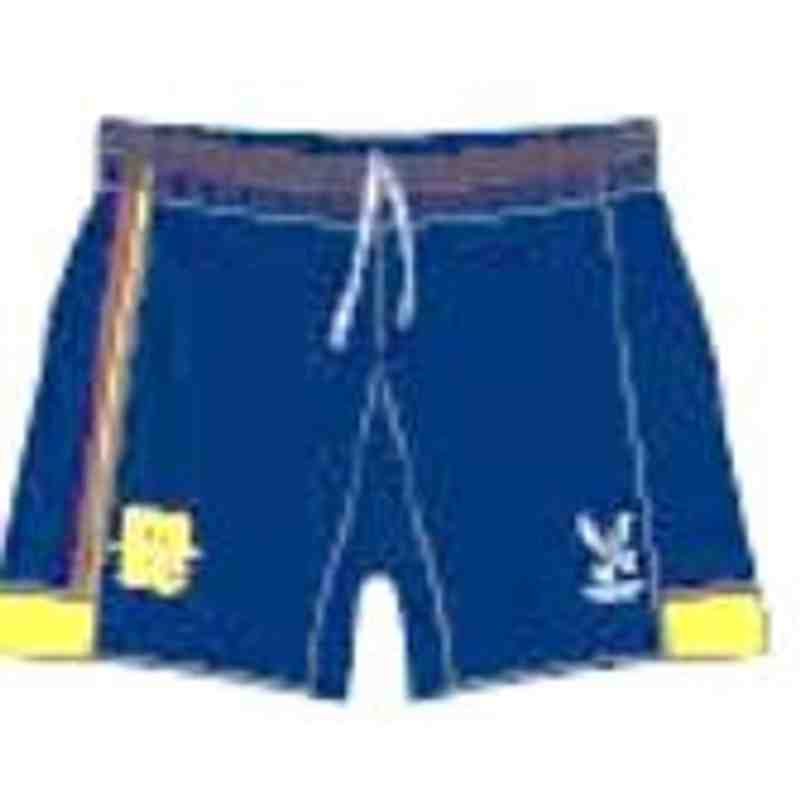 Sublimated Shorts (Adult) - Expected Delivery 4 Weeks