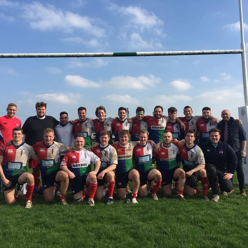 Buccaneers (2nd XV) beat Goole RUFC 30 - 25