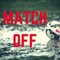 Under 12's Match Off