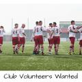 Club Volunteers Wanted