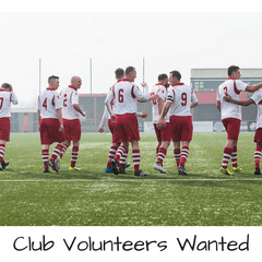 Club Volunteers Wanted