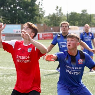 Langney Bow Out of the Peter Bentley Cup