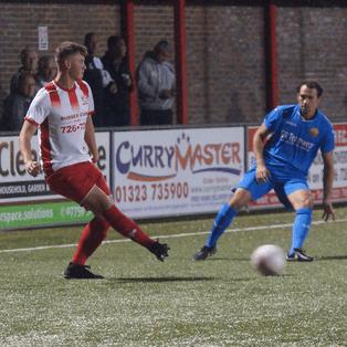 Injury Time Penalty Sinks 9 Man Langney