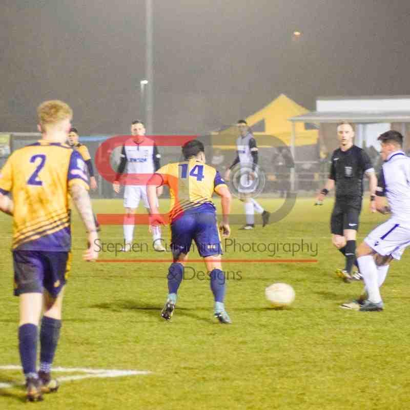 06/03/2018 - Gosport Borough vs Hereford FC