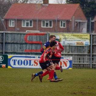 The Boro' fall to Redditch