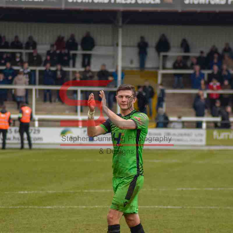24/03/2018 - Hereford vs Gosport Borough