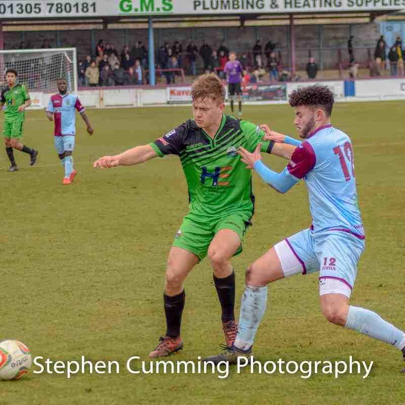 02/04/2018 - Weymouth vs Gosport Borough