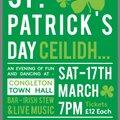 St Partick's Day Ceilidh
