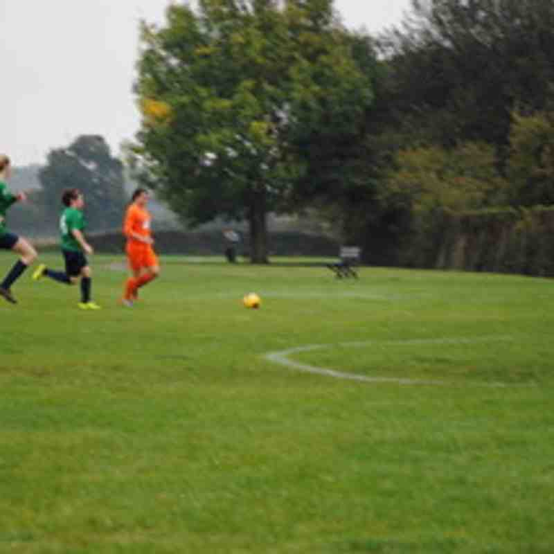 CVG v. Richmond Park F.C. - 15 October 2017