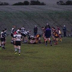 Deeside v Perthshire U16