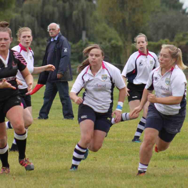Bluebirds vs Harwich & Dovercourt