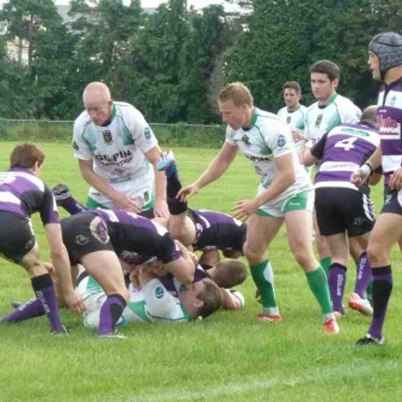 EXMOUTH 1st V NEWTON ABBOT Sept 8 2012