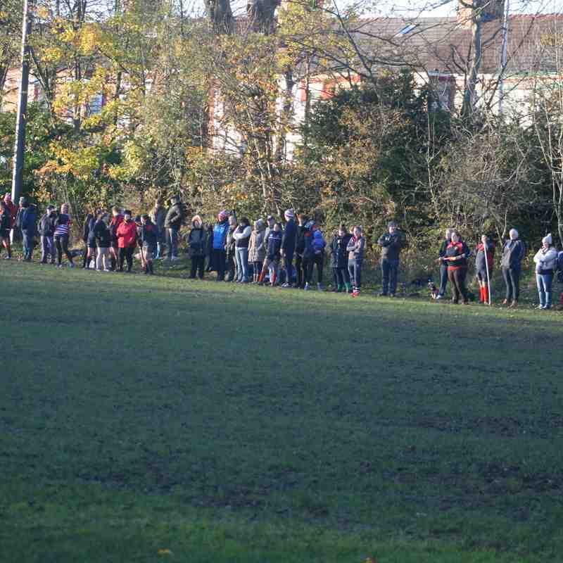 Birkenhead 17 V 17 Barnsley Ladies