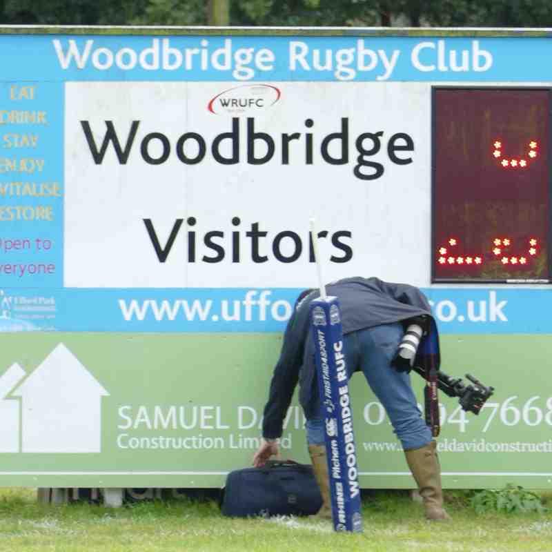 Stowmarket v Woodbridge (away) 16th September 2017