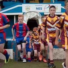U12s Cumbria Cup Final
