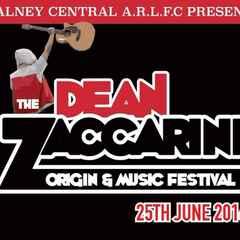 """The """"Dean Zaccarini"""" Origin & Music Festival 2016"""