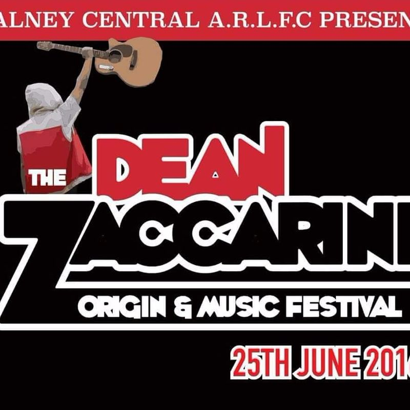 "The ""Dean Zaccarini"" Origin & Music Festival 2016"