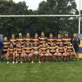 1st xv beat Old Coventrians 44 - 7