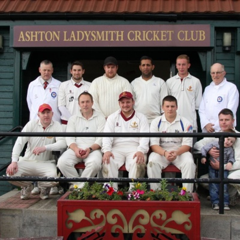 Fothergill & Harvey CC 1st XI 164 - 167/4 Ashton Ladysmith Cricket Club