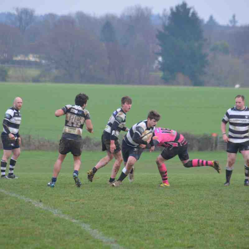 Pulborough 3's vs Littlehampton 6/1/18