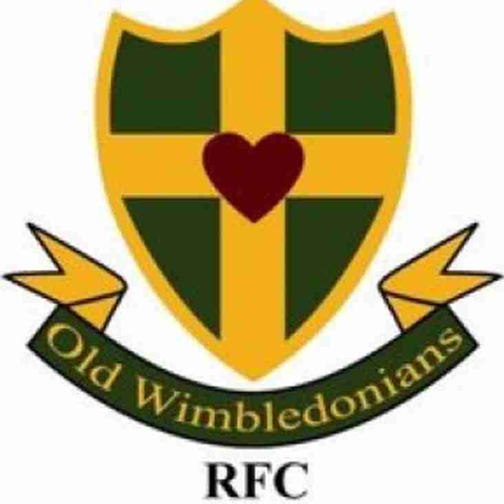 Surrey U16s Presidents Cup Final Effingham & Leatherhead U16s v Old Wimbledonians U16s