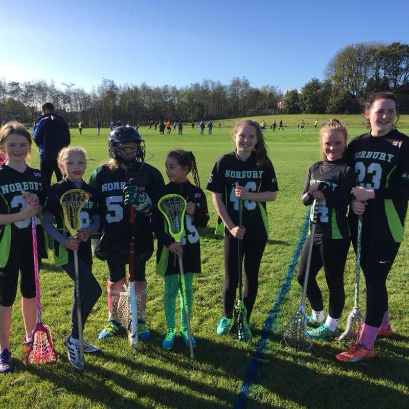 U13s Girls beat Rochdale 5-17