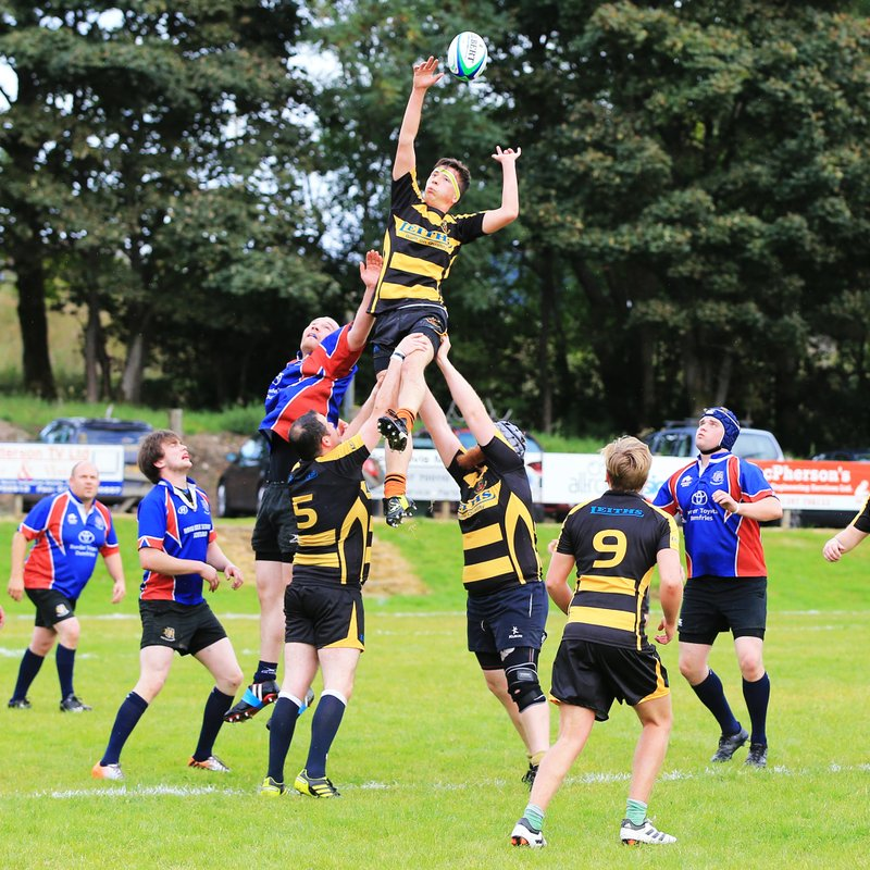Coming Up: Lochaber Away to Wigtownshire RFC