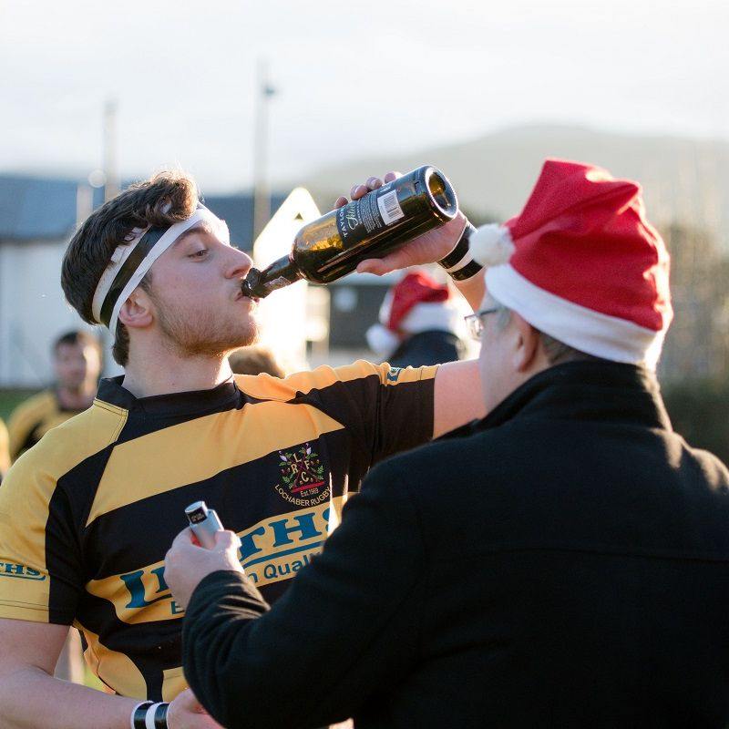 Boxing Day Match Photos