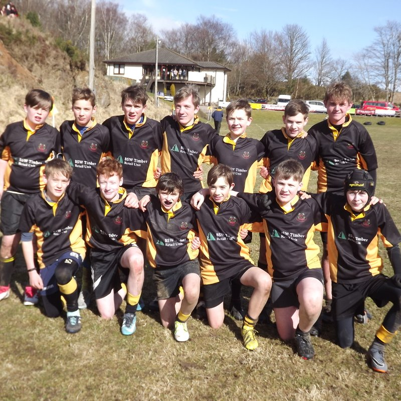 Lochaber RFC S1-S6 Youth Rugby Awards – Saturday 16th June at 2pm