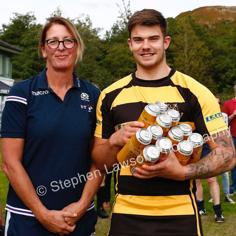 Oban Tower 10's Tournament - 11 August 2018