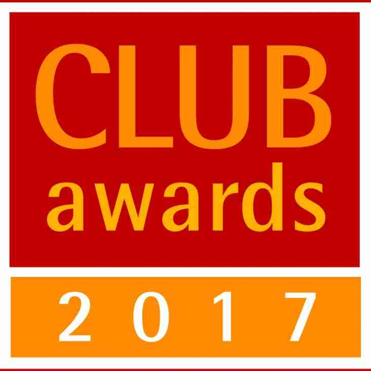 Club Delighted to be Finalists for Club Mirror Awards