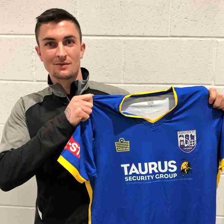 BREAKING NEWS: Tom Eckersley signs