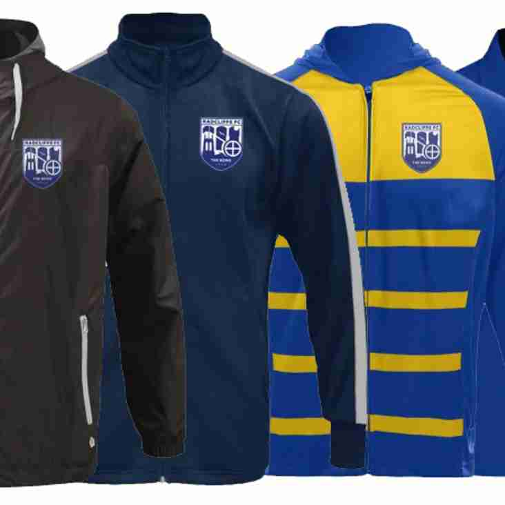 Club Shop Open - Just in time for Christmas!