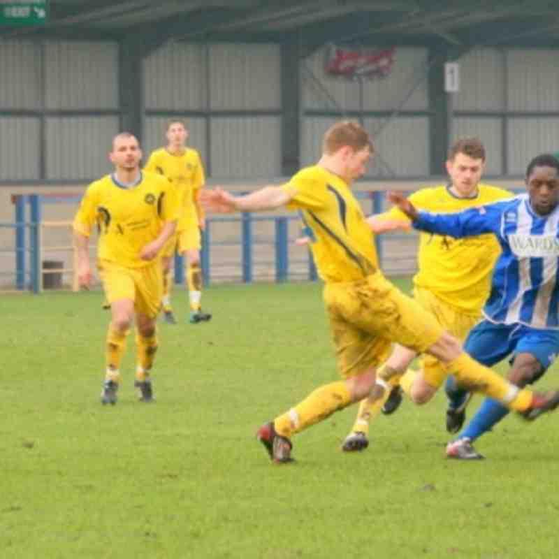 Abingdon United Home - 17/03/2012