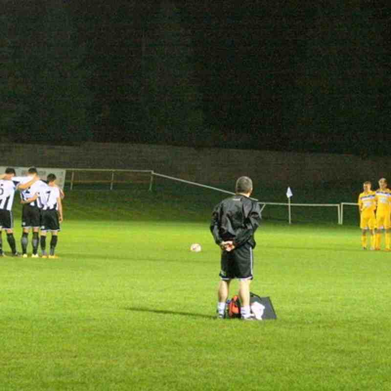 Sherborne Town Away- 11/11/2015