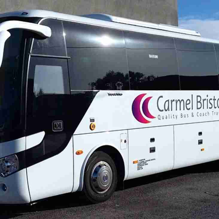 Coach to Buckland Athletic