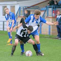 Clevedon Town (1) v Sherborne Town (2) - Match Report