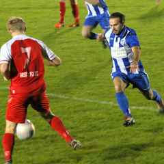 Clevedon Town (0) v Cadbury Heath (3) - Match Report