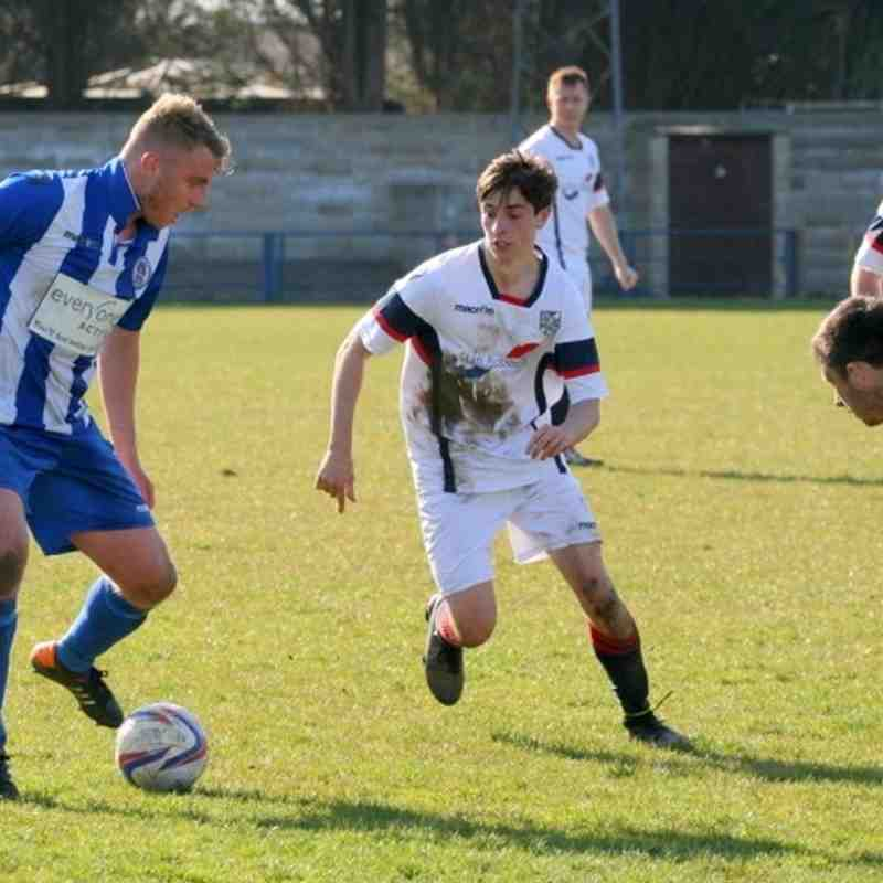 Willand Rovers Home - 02/04/ 2016