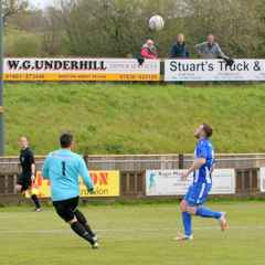 Buckland Athletic (5) v Clevedon Town (0) - Match Report