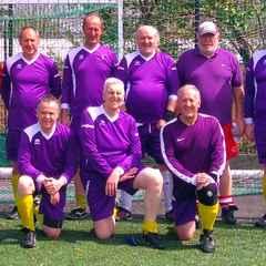 Walking Football Tournament - 08.05.2016