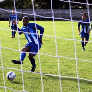 Clevedon Town (9) v Sherborne Town (0) - Match Report