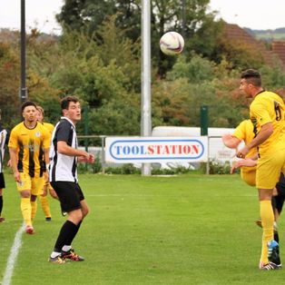 Chipping Sodbury Town (3) v Clevedon Town (4) - Match Report