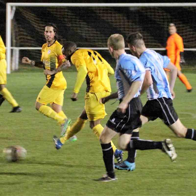 Longwell Green Sports Away - 01/11/2016