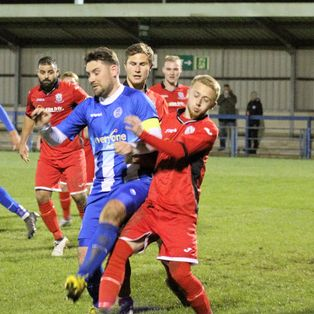 Clevedon Town (3) v Chard Town (0) - Match Report