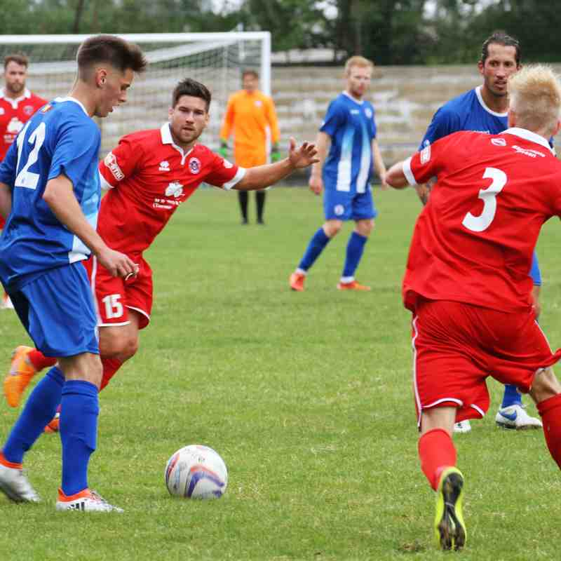 Barnstaple Town Home - FA Cup - 20/08/2016